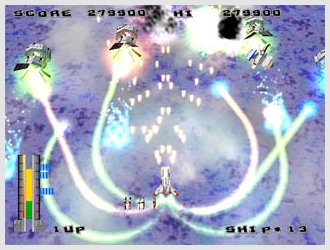 Shoot em up Techno Sylph