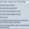 Envoyer un Fax avec la Freebox