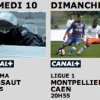 Canal + en claire sur la Neuf Box du 9 au 12 mars