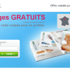 100 tirages photos gratuits sur Photobox