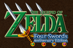 The Legend of Zelda Four Swords offert par Nintendo