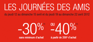 Celio : coupon 30% de réductions sans minimum d'achat