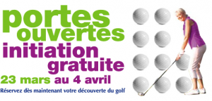 Initiation au Golf gratuit