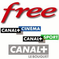 Le bouquet Canal + gratuit sur la Freebox
