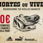 20 euros de rductions chez Sport 2000 en change de votre veille paire de baskets