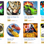 35 applications pour tablette et smartphone Android offertes par Amazon