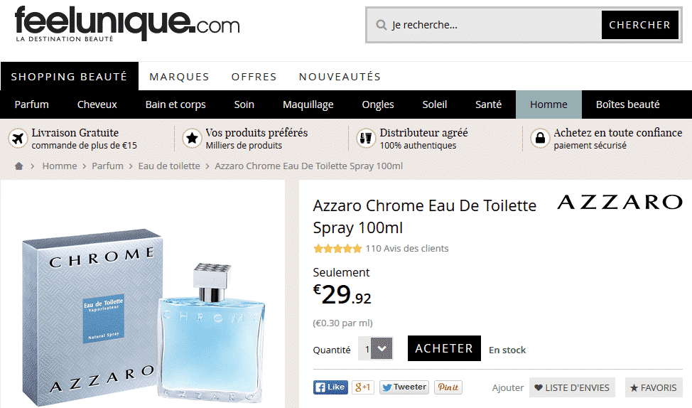 bon-plan-parfum-azzaro-chrome-feelunique