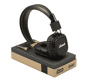Casque Marshall Major en promotion sur Amazon