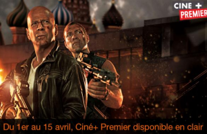 Ciné+ Premier en clair du 1er au 15 avril sur la Livebox d'Orange