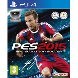 Vente Flash Micromania : Pro Evolution Soccer 2015 sur PS4 à 32,99 € et Xbox One à 33,99 €