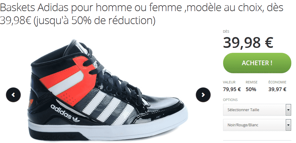 bon-plan-basket-adidas-hardcourt-rouge
