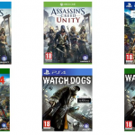 Watch Dogs + Far Cry 4 ou Assassin's Creed Unity à 39,90 € sur PS4 et Xbox One