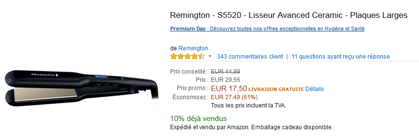 remignton-premium-day-amazon