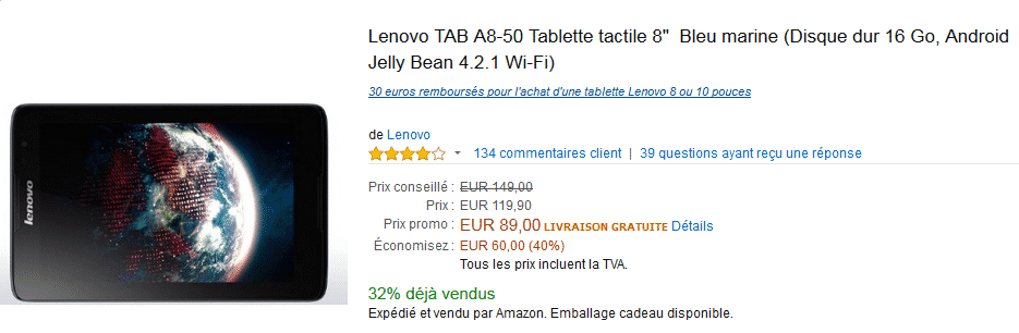 tablette-lenovo-premium-day-amazon