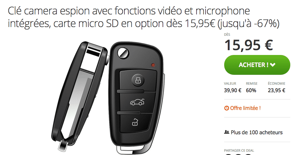 bon-plan-camera-espion-cle-voiture-groupon