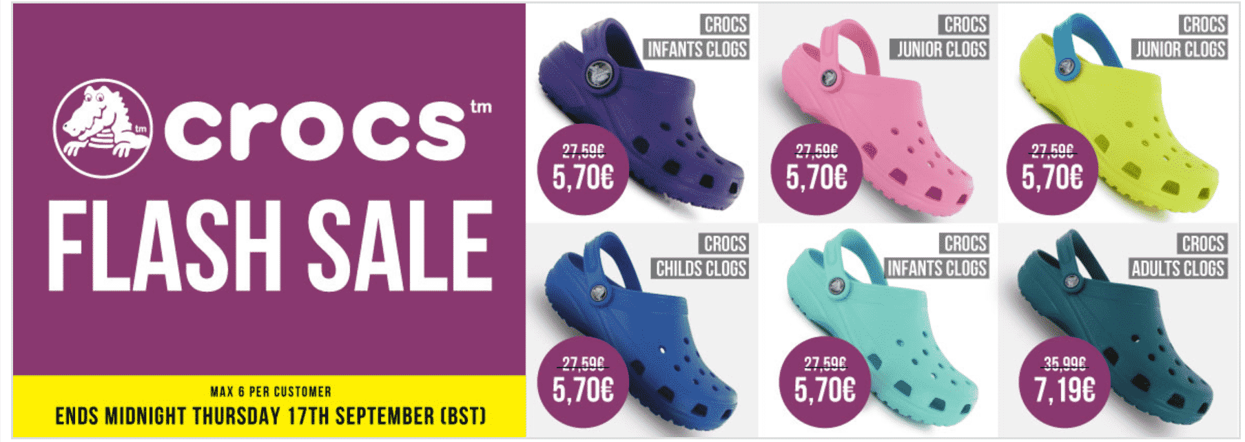 vente-flash-crocs-sport-direct