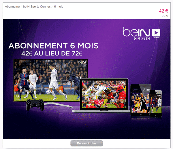 vente-privee-beinsport-connect