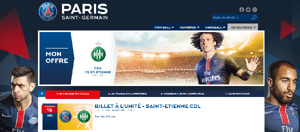 Des places pour la coupe de la ligue psg saint etienne 5 le bon plan - Billetterie coupe de la ligue 2015 ...