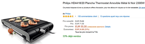 plancha-philips-hd4418-en-promotion-sur-amazon