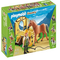 playmobile-cheval