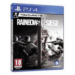 Tom Clancy's RainBow Six Siege sur PS4 ou Xbox One à 19.90 €