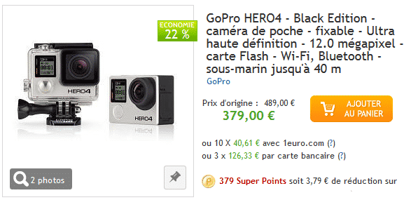 super-bon-plan-go-pro-hero4