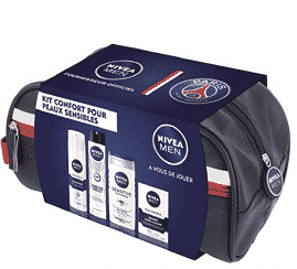 Trousse de toilette Nivea Men PSG en promotion