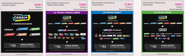abonnement canal et canalsat en promotion sur vente priv e le bon plan. Black Bedroom Furniture Sets. Home Design Ideas