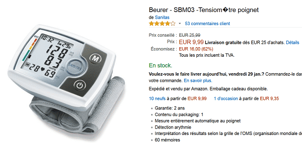 tensiometre-en-promotion-sur-amazon