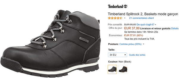 timberland-enfant-pas-cher