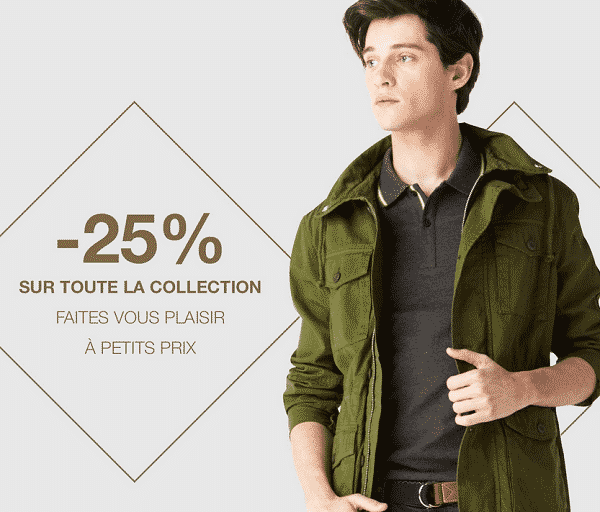 Celio nouvelle collection