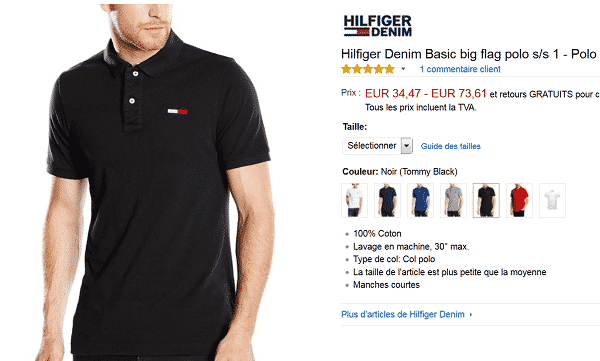 polo-tommy-en-promo-sur-amazon