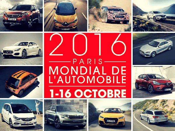 Salon l'automobile à Paris : le billet à 9 € au lieu de 16 € (-44%)