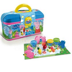 [Vente Flash Amazon] La mallette pâte à modeler Peppa Pig à 9,99 € au lieu de 19.99 € (-50%)