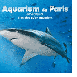Aquarium de Paris : -50% sur les places adultes et enfants via Groupon