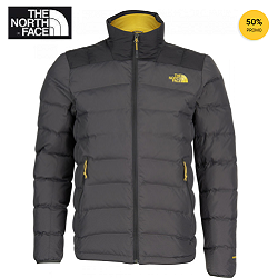 Doudoune PAZ The North Face Homme en promotion à 99 € au lieu de 199 € chez Go Sport