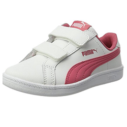 Basket Puma fille en cuir en promotion à 18 € sur Amazon (-65%)