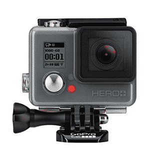 GoPro Hero+ LCD à 129 € au lieu de 329 € sur Amazon