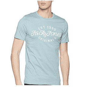 T-Shirt Jack & Jones à 4 € grâce à un code promotionnel