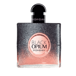 Recevez gratuitement votre échantillon parfum Yves Saint Laurent Black Opium Floral Shock