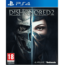 Dishonored 2 sur PS4 en promotion