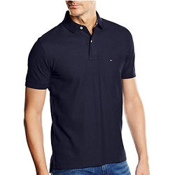 Polo Tommy Hilfiger en promotion sur Amazon