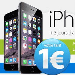 iPhone à 1 € sur Facebook et Twitter : arnaque ou bon plan ?