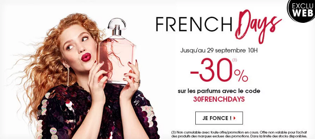 French Days Sephora
