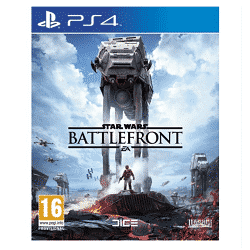 Jeu PS4 Star Wars Battlefront à 9,99 € sur Micromania.fr