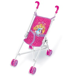 Poussette Smoby Disney Princess à 12,90 € au lieu de 24,90 € sur Amazon
