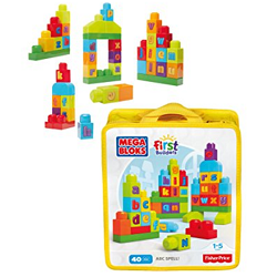 Mega Block Fisher Price à 7,47 € au lieu de 29,90 € sur Amazon