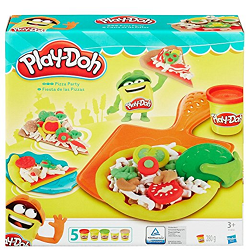 Pizza Party Play Doh au prix canon de 7,82 € sur Amazon