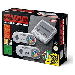 Super Nintendo classic Mini à 94,99 € sur Amazon