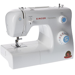 Machine à coudre Singer Décorative à 119.90 € au lieu de 249 € sur Amazon